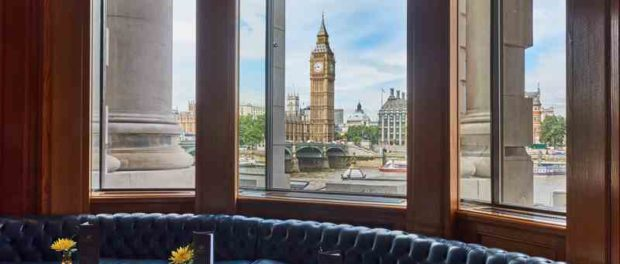 Editor 39 s review london marriott hotel county hall for Kube hotel london