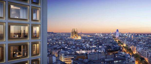 Mandarin oriental to manage luxury barcelona residences luxury mandarin malvernweather Gallery