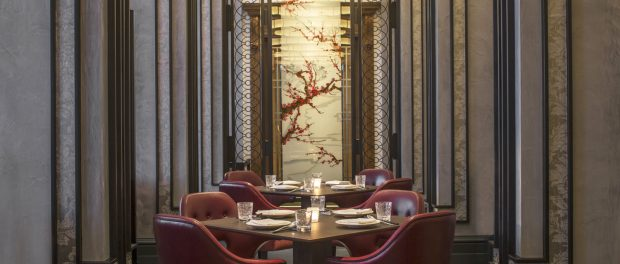 Mei Ume Wins 2 Two Accolades At Restaurant Bar Design