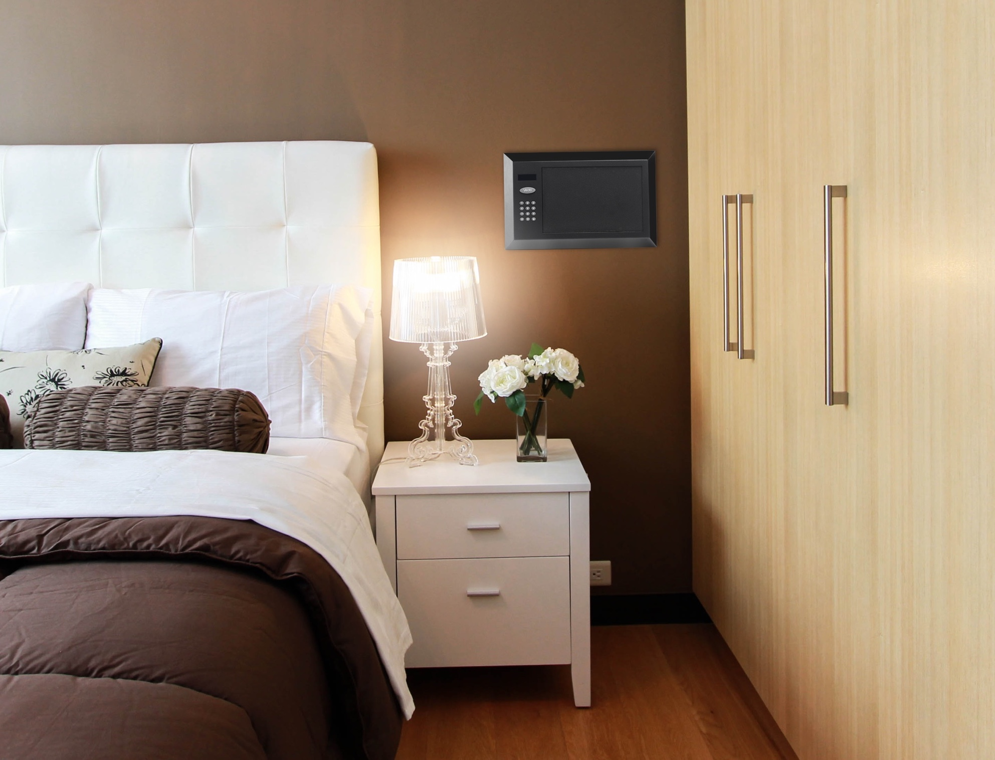 New Wall Safe For In Room Security Hotel Business Weekly