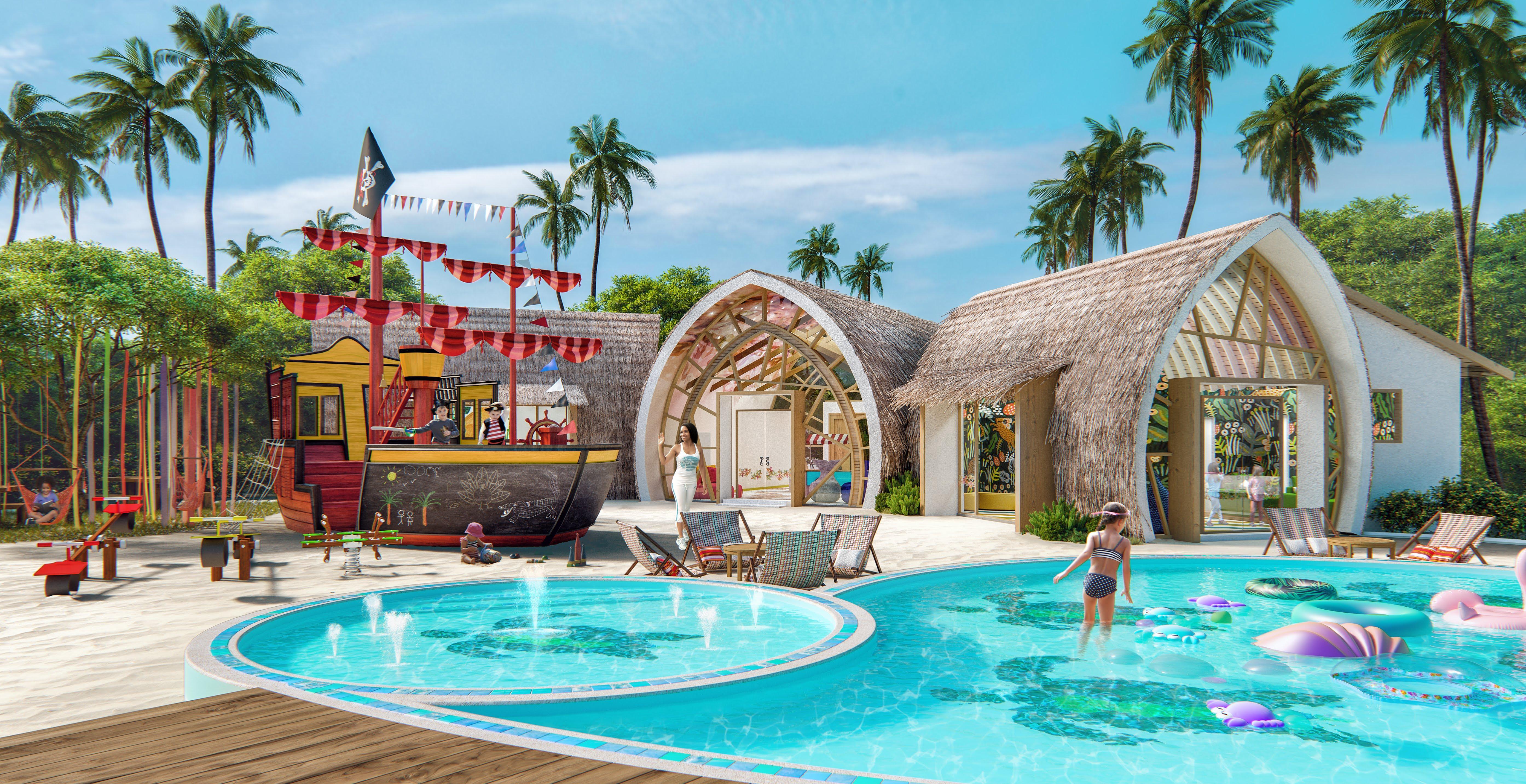 Jw Marriott Maldives Resort Spa Opening Early Autumn 2019