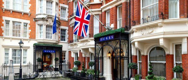 DUKES LONDON Re-opening: 3rd September 2020 Stay 3 Nights for the Price of  2; Stay 4 Nights for the Price of 3 | Luxury Hospitality Magazine